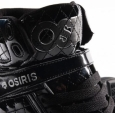 Обувь женская Osiris Nyc 83 Black/Silver 2010 г инфо 11548v.