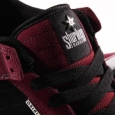 Обувь Osiris Shuriken Low Burgundy/Black/White 2010 г артикул 6794w.