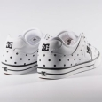 Обувь DC Smith 1 5 SE White/Polka Dot 2009 г артикул 6908w.